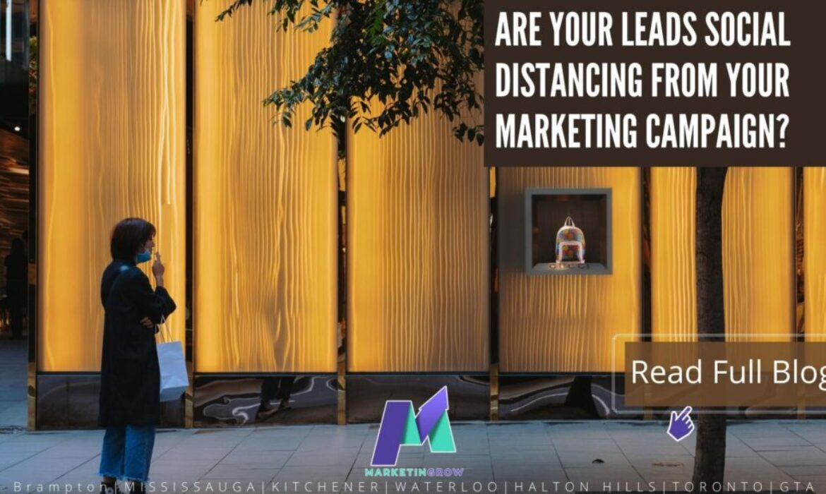 ARE YOUR LEADS SOCIAL DISTANCING BLOG IMAGE